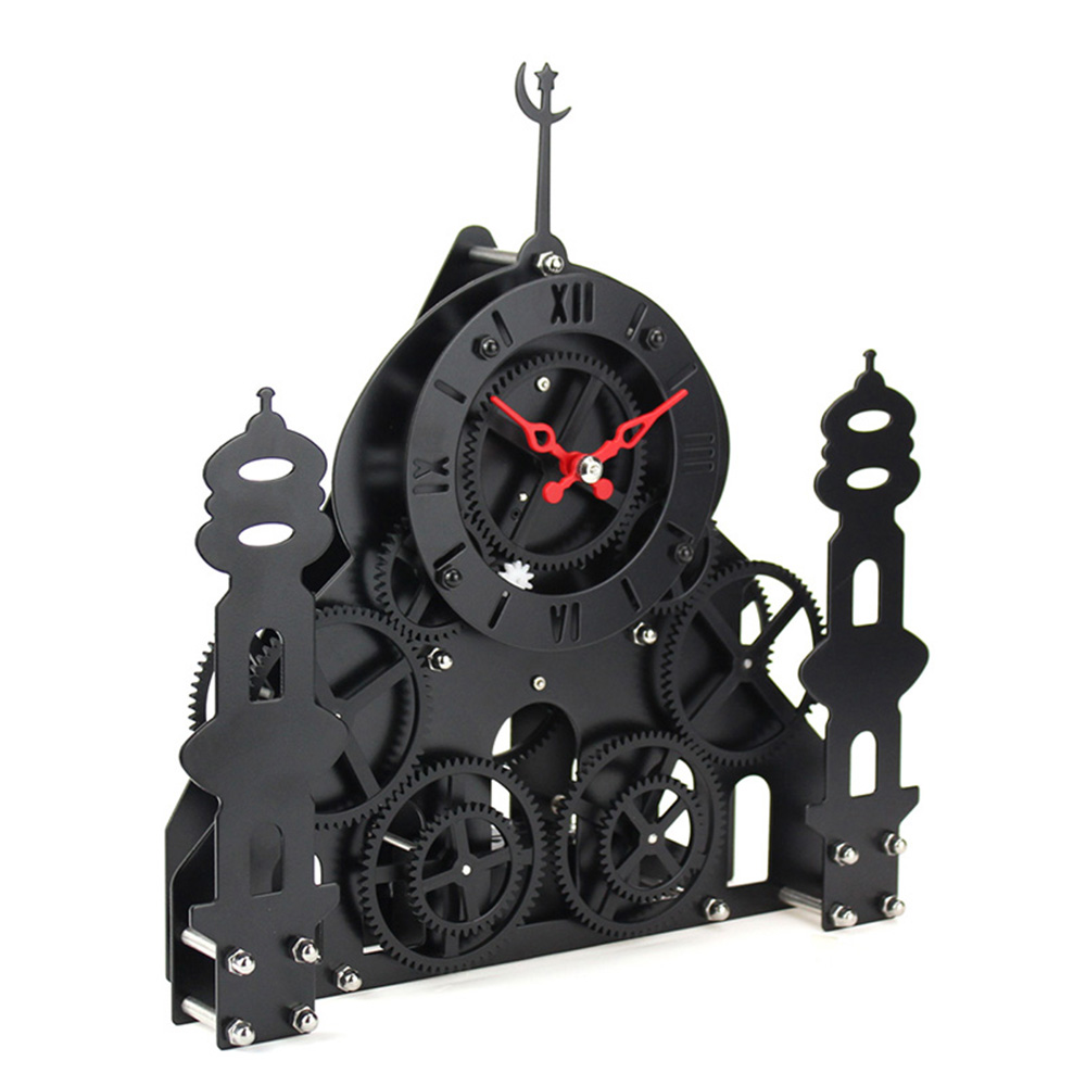 Gear Desktop Clock