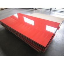 MDF UV de 18 mm, panel UV