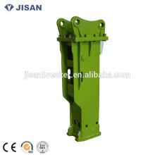 Martillo rompedor hidráulico tipo caja Jisan