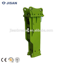 Martelo de martelo hidráulico tipo caixa Jisan