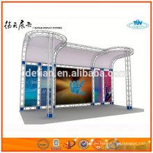 soporte de exhibición comercial modular de la exhibición de la exposición del fabricante original