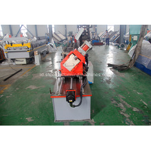 Roller Shutter Door Track Roll Forming Machine