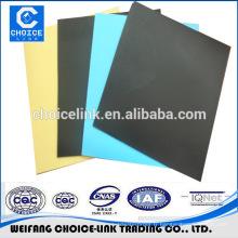 Membrane imperméable PVC imperméable 1.2 / 1.5 / 2.0mm