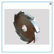 Carcaça de investimento de aço inoxidável para o equipamento fazendo à máquina do CNC