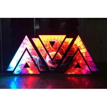 P4.8 VAV LED DJ Booth Display