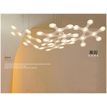 High Quality Hotel Decorative Pendant Project Lights (NZX0059-45)