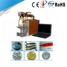 10W 20w 30W draagbare vezel laser markeringsmachine voor metaal