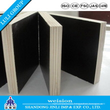 Finger Joint Core Film Faced Plywood for Nigeria