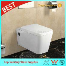 Chine fabricant toilettes double bouton poussoir