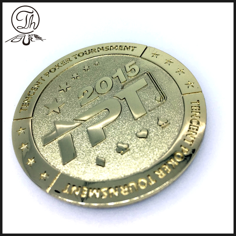 Personalised logo Coins