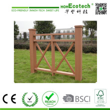 Waterproof Eco-Friendly Outdoor WPC Railing