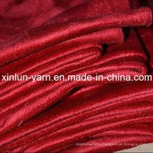 Beautiful Suede Material Designer Fabric for Cap
