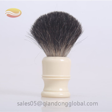 Shaving Brush with Black Badger Hair Knot