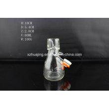80ml Mini Glass Olive Oil Bottle