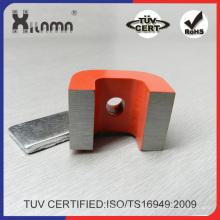 Pädagogischer AlNiCo Magnet-Hufeisenmagnet-heißer Verkauf im Jahre 2016