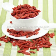 Ningxia zhongning wolfberry certificado orgánico baya goji embalaje a granel