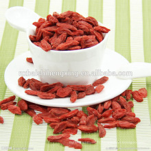 Ningxia zhongning wolfberry certifié organique goji berry emballage en vrac