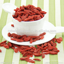 Ningxia zhongning wolfberry certificado orgânico goji berry embalagem a granel