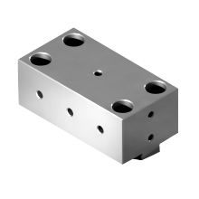 heatsink cnc machining drilling aluminium milled parts