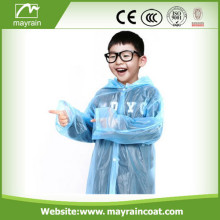 Lovely PE Kid Raincoat