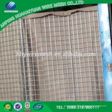 Stahldraht-Zaun des Qualitäts kohlenstoffarmen Stahls wasserdichtes Militär-hesco Sperre