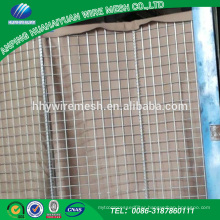 high quality low carbon steel wire fence waterproof military hesco barrier