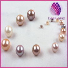 Natural AAA Grade 11-12mm Round Freshwater Loose Pearls