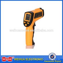 Thermomètre Infrarouge WH380 Thermomètre de Type Gun Sans Contact Industriel