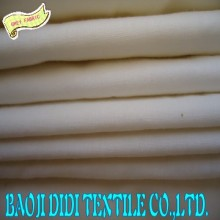 Exported quality  tc white fabric