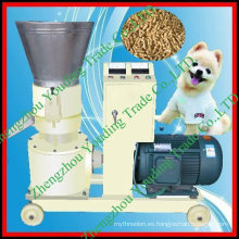 Máquina de la pelotilla del alimento para animales de la pequeña productividad 180kg / h