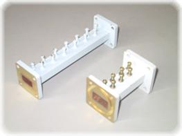 high rejection waveguide filter