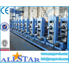 Galvanized Sheet Pipe Roll Forming Machine Type Lock