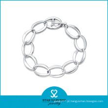 2016 925 pulseira de moda de prata com alta qualidade (B-0010)