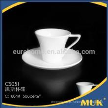 A granel comprar de porcelana China porcelana xícara de café pires