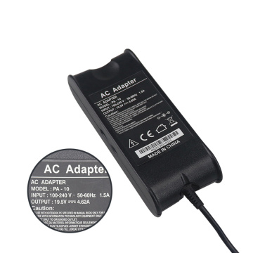 19.5V 4.62A 90W DELL Power Supply7.4 * 5.0mm