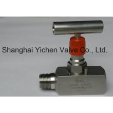 Válvulas de aguja de sangrado y bloque de grado instrumental (YCZJ11)