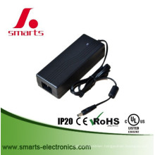 desktop type 12v 10a 120w power adapter with EU plug