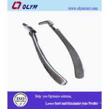 China hechas a medida de precisión de OEM de fundición de acero inoxidable herramientas médicas