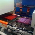 Azulejo esmaltado de la capa de la piedra del cinc azulejos antiguos azulejos recubiertos de color esmaltado máquina