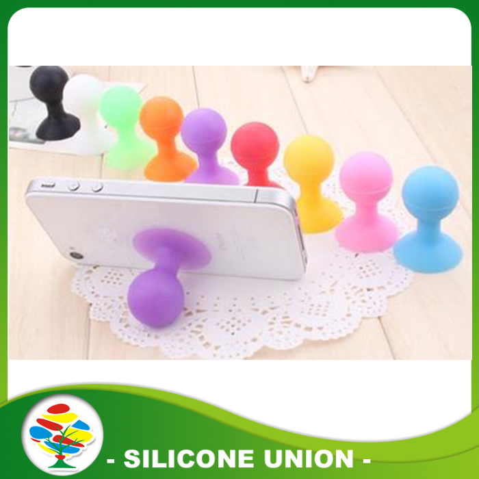 multicolor silicone cellphone support holder