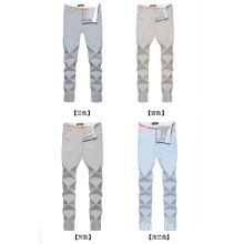 High Quality Men Grey Straight Leg Casual Pants for Garment