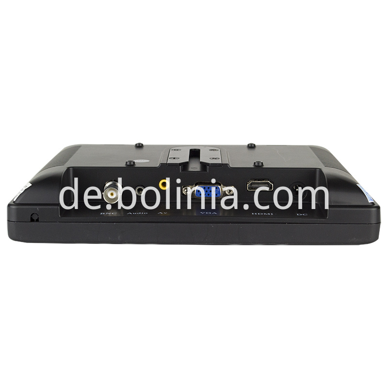 B8007 Bolinia monitor wall mount interface