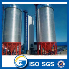 Conical Bottom Steel Silos