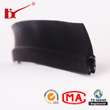 Dustproof EPDM Extruded Auto Rubber Seal Strips