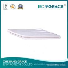 Ceinture à glissière d'air pour usine de ciment / Polyester Farbics