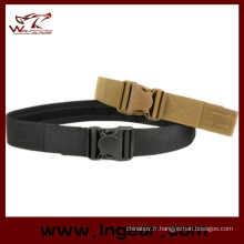 Ceinture tactique militaire ceinture ceinture Combat extérieur Nylon ceintures
