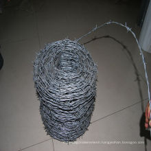 Hot Dipped Galvanized Bwg14*14 Barbed Wire Roll