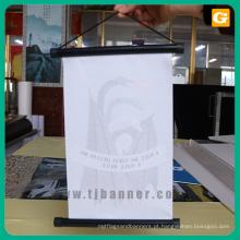 Personalizar seu design 3 lados pendurado banner