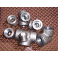ASME B16.11 Keluli tahan karat 304 316 Tee Threaded Threaded