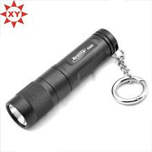 Herstellung von Aluminium Bunten LED Mini Keychain / Schlüsselanhänger mit Taschenlampe